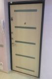 отделка сейф двери