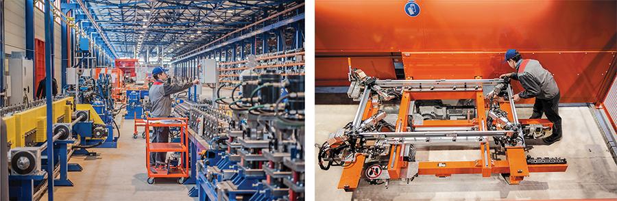 предприятия по производству металлических дверей в москве